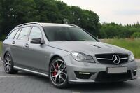 "Mercedes-Benz C63 AMG T 507-Edition F1 Sport ""Junge Sterne"" 1A"