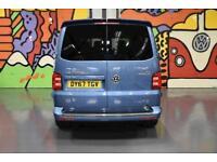 VW TRANSPORTER T6 2.0 TDI 150PS SWB DSG KOMBI SPORTLINE PK ACAPULCO BLUE