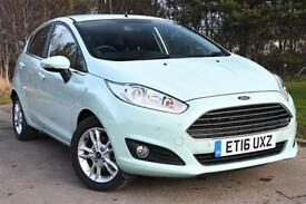 Used Ford Fiesta Zetec, 2016, 1242cc, 5 door