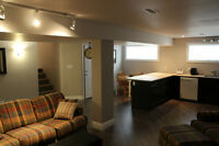 Gorgeous 1 bedroom apartment  2 minutes to the military Base IR