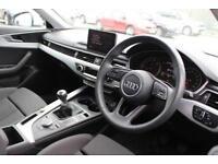 2016 16 AUDI A4 1.4 TFSI SPORT 4D 148 BHP