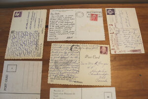 Box Lot of Vintage Postcards Including NYC w. Twin Towers London Ontario image 5