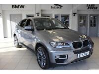 2014 63 BMW X6 3.0 XDRIVE30D 4D AUTO 241 BHP DIESEL
