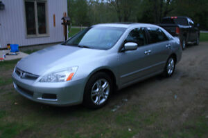 2006 HONDA ACCORD EXL MINT !!! MUST SEE LOADED