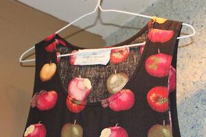 Apples Pinnafore - Vintage Suttles and Seawinds Nova Scotia London Ontario image 2