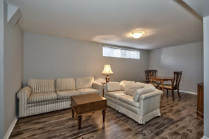 Cozy, Quiet 2-Bedroom Basement Apartment for you..