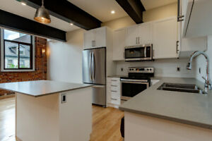 2 bedroom apartment available immediately/Oct 1
