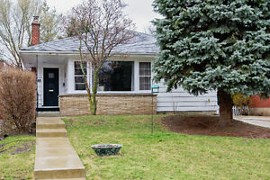 Vintage 1960s Home in Sought After Dundas Area