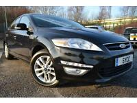 2013 Ford Mondeo 2.0 TDCi 140 Zetec 5dr 5 door Hatchback