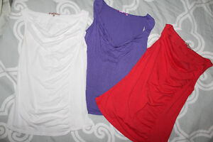 Maternity clothes (Tops/bottoms/sweater/Jeans/shorts/bella band) London Ontario image 4