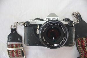 Pentax ME Camera with Lenes and Accessories
