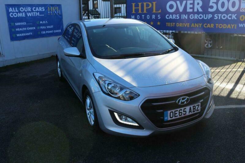 Hyundai Warranty Check >> 2015 65 Hyundai I30 1 6 Crdi Se Blue Drive 5d 109 Bhp Diesel In Atherton Manchester Gumtree