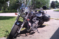 2010 Yamaha V-Star Motorcycle for sale
