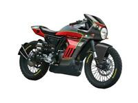 FB Mondial HPS Pagani 300cc classic retro cafe racer style Italian motorcycle