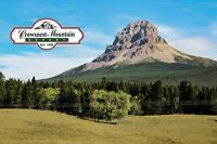 """$31,900 ATTN """"OFF ROAD PARADISE"""" CROWSNEST PASS RV  RESIDENCY"""
