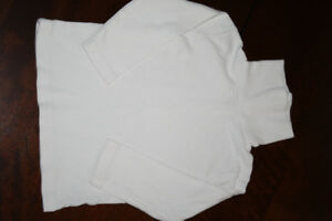 Baby GAP White Turtleneck 2T
