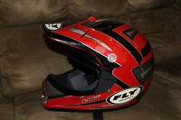 Fly Dirt Bike Helment - Size Youth Small