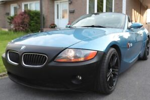 2004 BMW Z4 2.5i Coupe Roadster Mint, must see