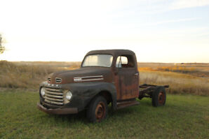 Ford F-68 Truck First Generation