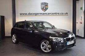 2014 14 BMW 1 SERIES 2.0 116D M SPORT 5DR 114 BHP DIESEL