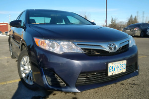 Super Low mileage - Only 24K!  2014 Toyota Camry LE