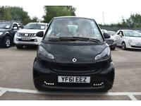 2011 61 SMART FORTWO COUPE 1.0 PASSION MHD 2D AUTO-1 OWNER-ONLY 8000 MILES-BRABU