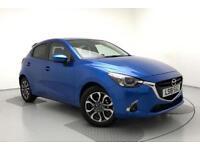 2018 Mazda 2 1.5 GT Sport Nav+ 5dr Petrol blue Manual