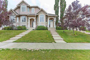 Gorgeous End Unit Sherwood Park Townhouse In Sought After Area