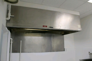 Garland Commercial Range Hood - NEED TO GONE