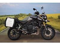 Triumph Tiger Explorer 1215 **ABS, Panniers, Spotlights, Leo Vince Exhaust**