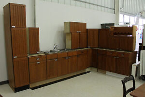 Dark Oak Kitchen @ Habitat ReStore in Cobourg