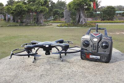 RC Drone FQ777 AF955 Quadcopter HD Camera 2.4G 4CH BLACK