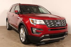 Ford Explorer Limited ** TOIT PANO + GPS ** 2016
