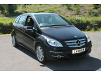 2010 MERCEDES BENZ B180 BLUE EFFICIENCY SPORT 1.7 MPV PETROL