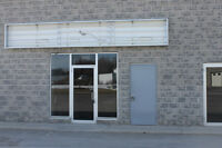 COMMERCIAL SPACE AVAILABLE IMMEDIATE OCCUPANCY
