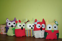 Happy owls pillows MUST HAVE  !!!!