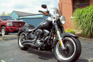 2011 Harley Davidson Fat Boy Low, Rare ABS Option.