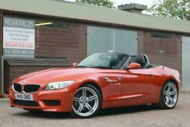 image for 2016 BMW Z4 2.0 Z4 SDRIVE28I M SPORT ROADSTER 2d 242 BHP Convertible Petrol Auto