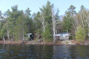 Cottage for rent , Canoeing, weeknd rentals,Wed to Wed