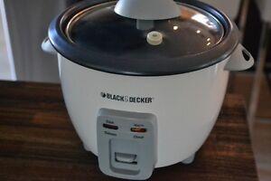 Cuiseur à riz Black and Decker