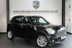 2012 12 MINI COUNTRYMAN 2.0 COOPER D 5DR CHILI PACK AUTO 110 BHP DIESEL