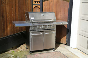 Stainless Steel Natural Gas Barbeque Barbecue BBQ