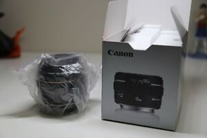 Canon 50mm f1.4 for sale
