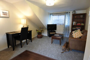Fully furnished top level Suite
