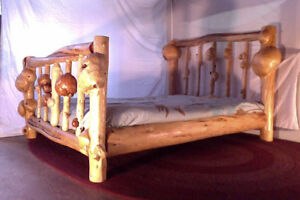 Hand crafted log Furniture for sale. Yellowknife Northwest Territories image 6