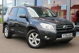 2009 TOYOTA RAV 4 2.2 D 4D XT R 17andquot; ALLOYS, CRUISE and E SUNROOF