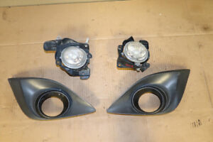 2012-13 MAZDASPEED Mazda3 OEM Front Fog Lights Left & Right Side
