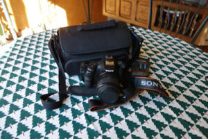 SONY SLT-A58 DSLR Digital Camera