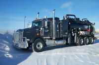 Hiring Combo Vac Operators MUST LIVE IN HINTON, AB