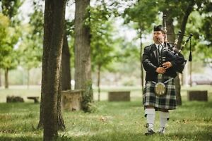 Hire a Piper for your special event. Windsor Region Ontario image 1
